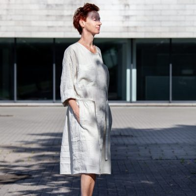 Copie. Original womenswear fashion design from Lithuania. The thing is convenient and full of freedom for movement. Discover all latest models of COPIE designer in our online store